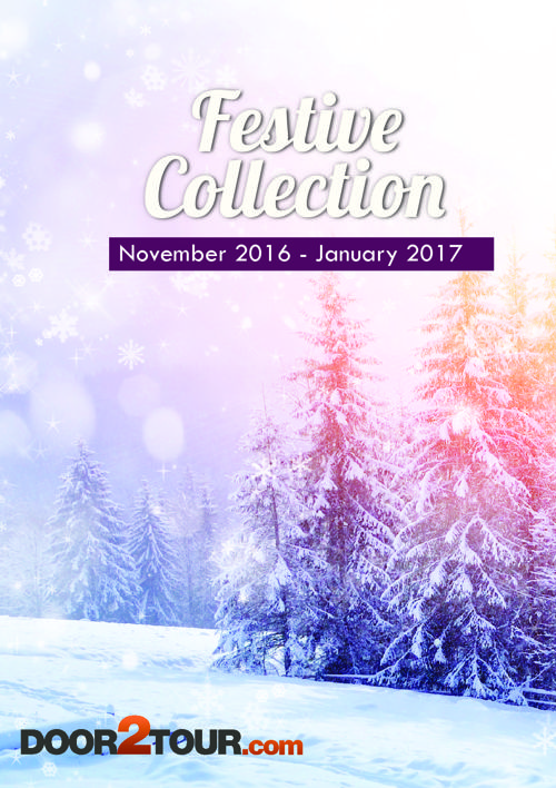 Door2Tour Festive Collection 2016