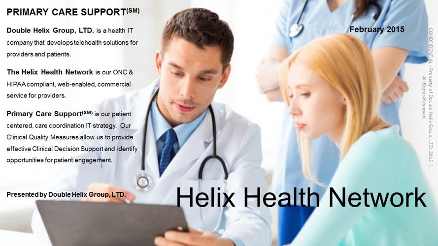 Helix Health Network | Providers