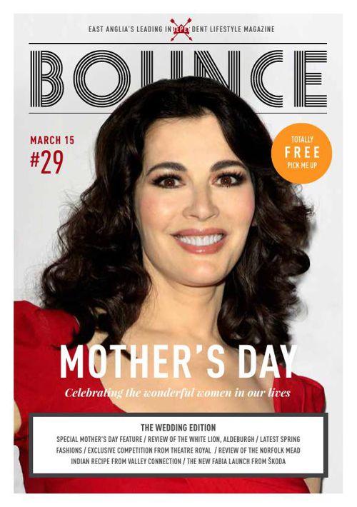 Bounce Magazine March 2015