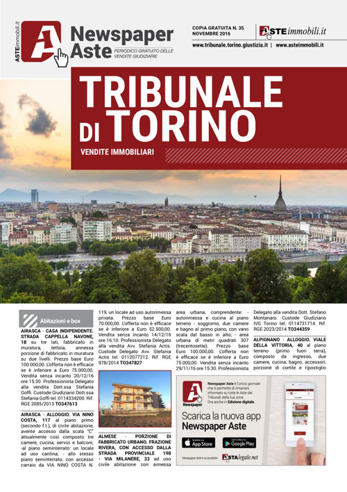 Torino novembre 2016