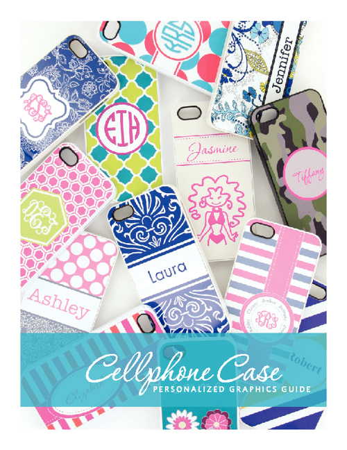 Personalized Cell Phone Case Designs