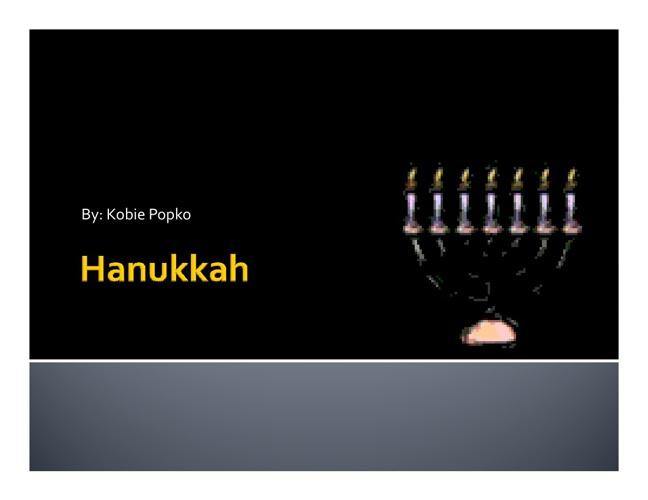 Copy (2) of Hanukkah