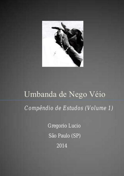 Umbanda de Nego Véio_livro_impresso