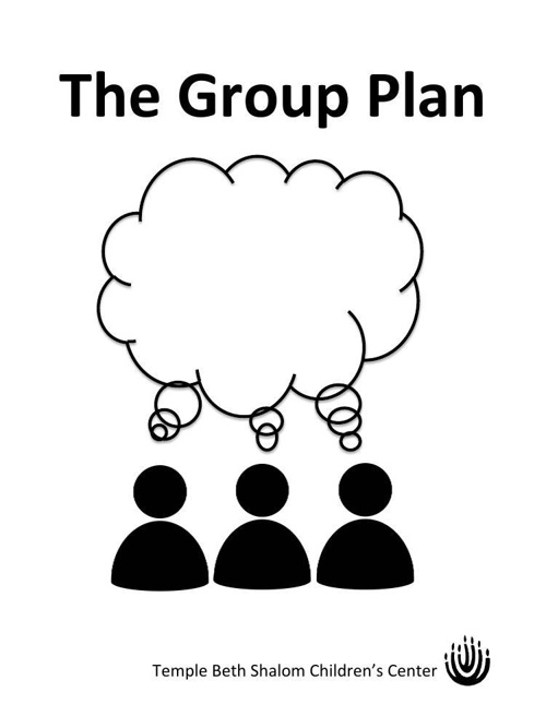 The Group Plan Social Thinking book