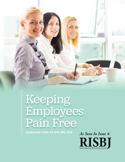 Keeping Employees Pain Free