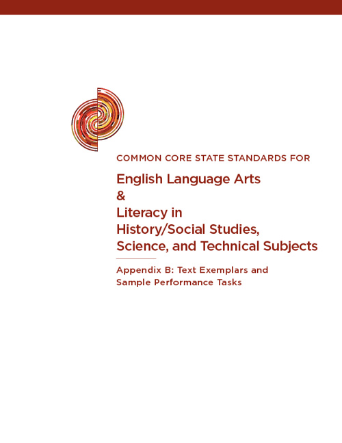 Core Standards Assets for Literacy