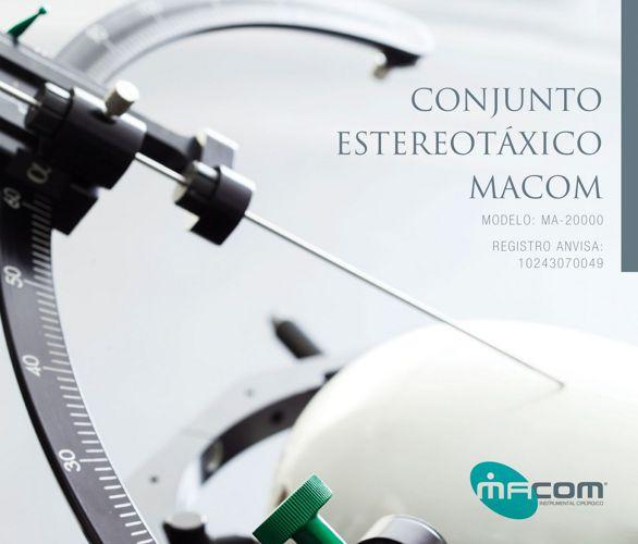 Macom - Conjunto Estereotáxico - Locação