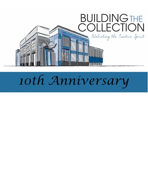 Building the Collection Live Auction