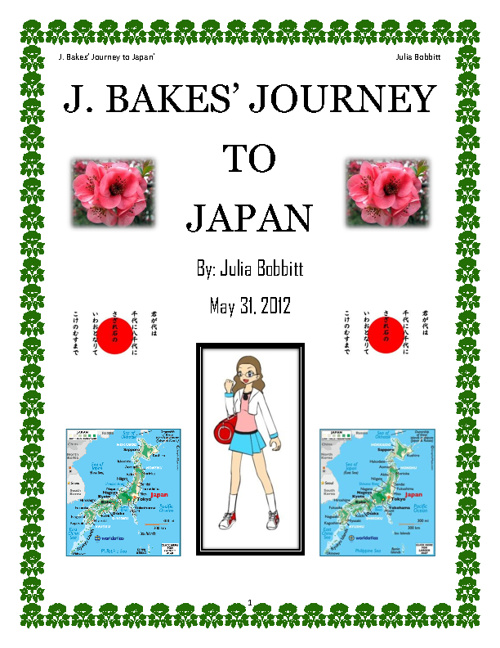 J. Bakes Journey to Japan (Flipsnack book final)