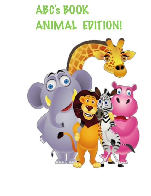 ABC's animal edition!
