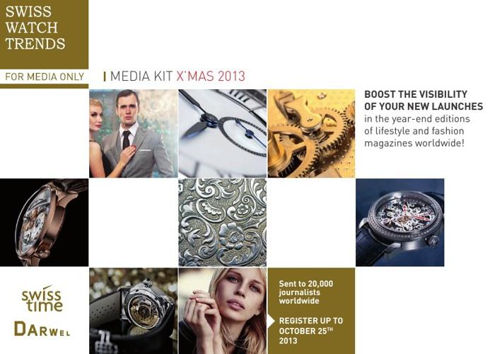 MEDIA KIT X'MAS 2013