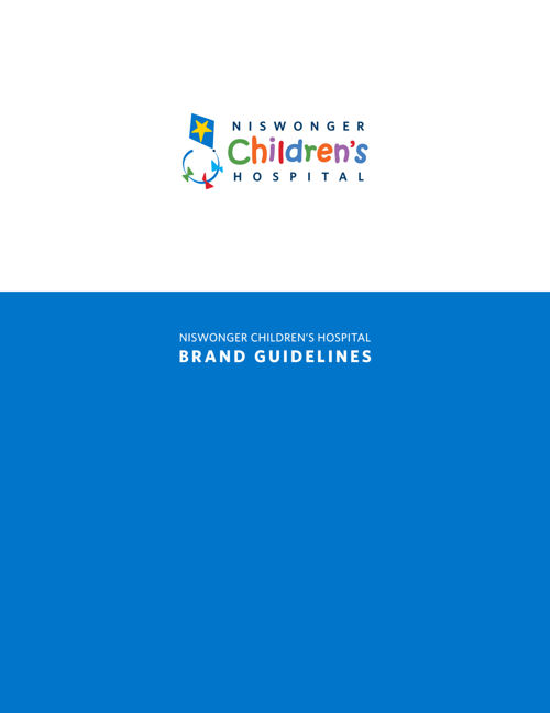 Niswonger Children's Hospital Brand GuidelinesS 9-9-16