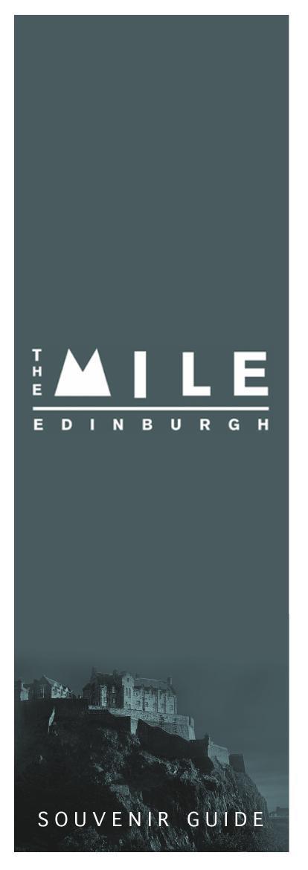 The Mile Souvenir Booklet