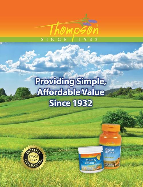 Thompson Brochure