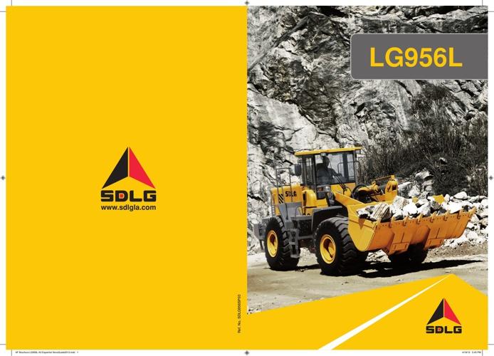 LG 956L - SDLG