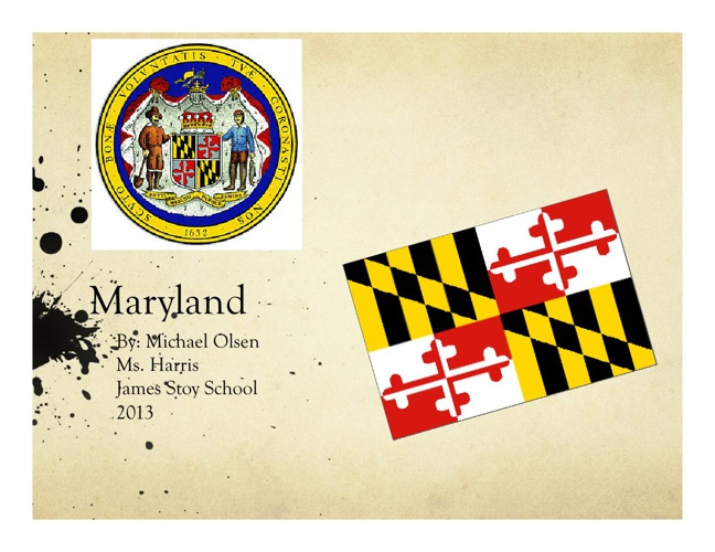 Maryland by Michael