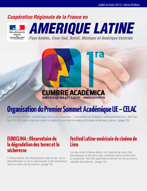 Coopération Régionale de la France en Amerique Latine