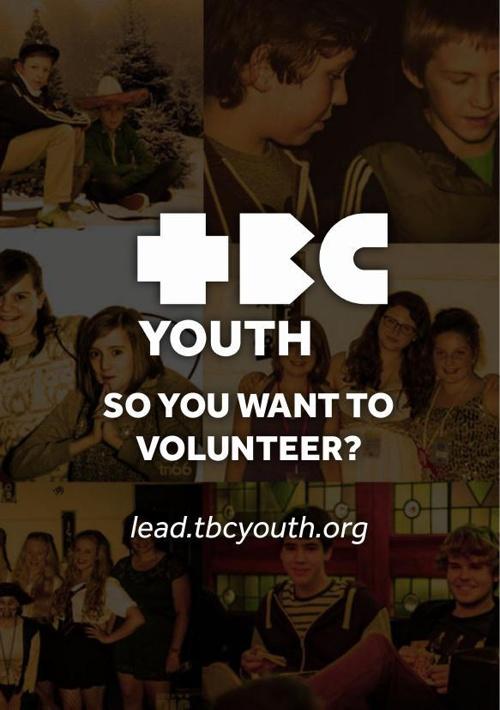 tbcYouth Volunteering Guidebook