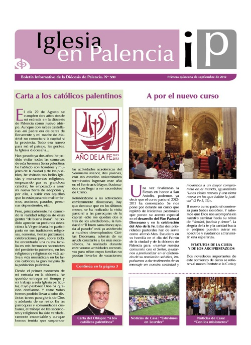 Iglesia en Palencia - 580