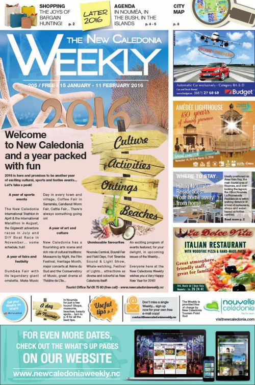 Weekly n°205 15 Jan - 11 Feb