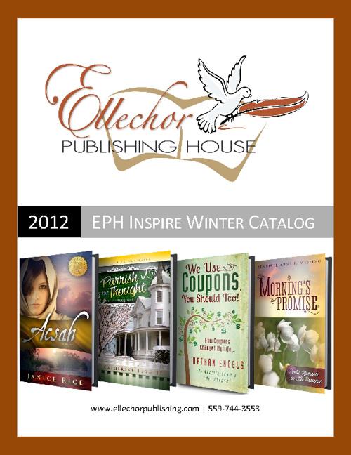 2012 INSPIRE Winter Book Catalog