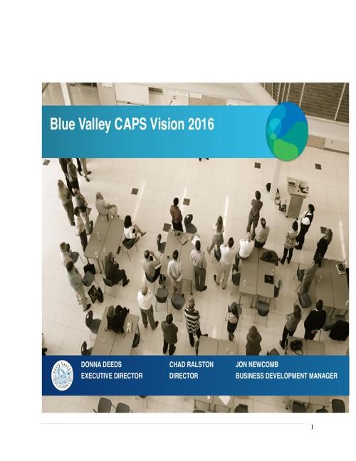 Draft:  CAPS Vision 2016