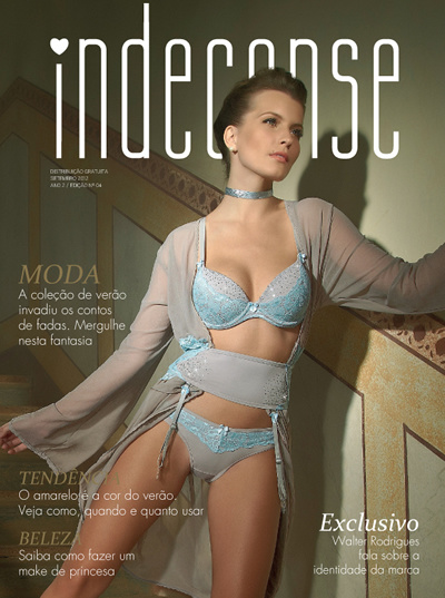 Indecense Lingerie 2013