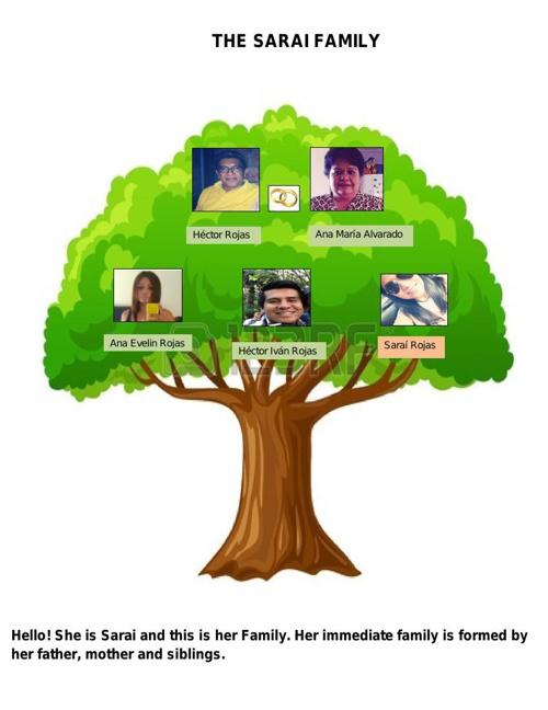 THE SARAI FAMILY