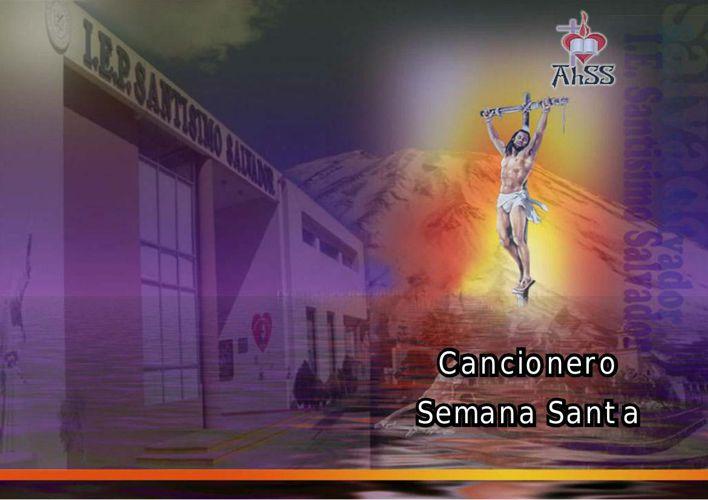 CANCIONERO MODIFICADO SEMANA SANTA2
