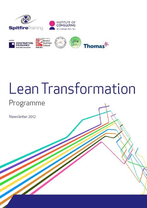 Lean Transformation Programme