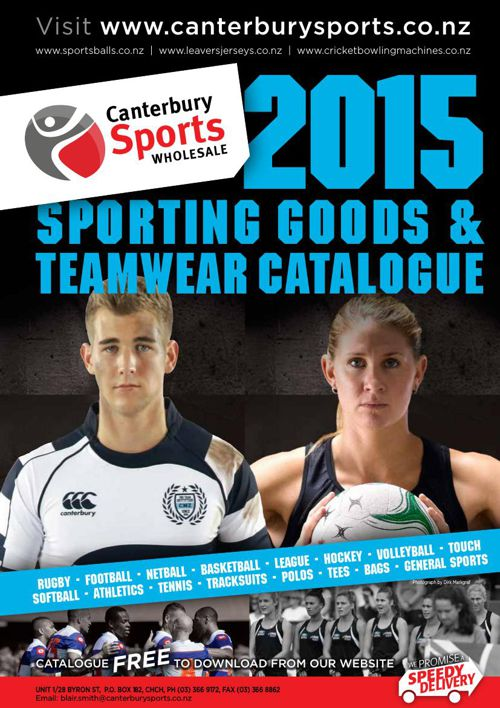 Sporting Goods & Teamwear 2015