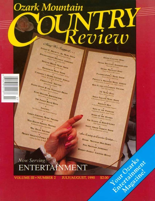 Ozark Mountain Country Review Magazine | July - August 1990