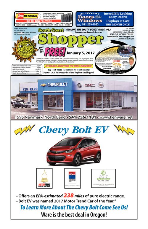 South Coast Shopper e-Edition 1-5-17