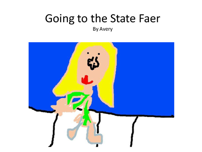 Going to the State Fair