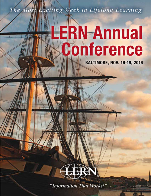 2016 LERN Annual Conference Brochure