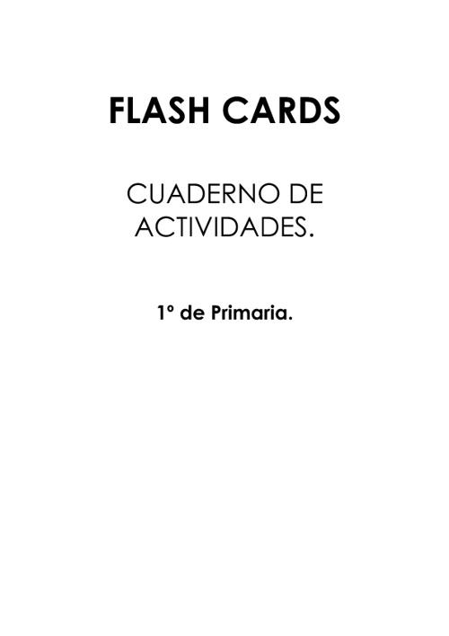 Actividades con flashcards