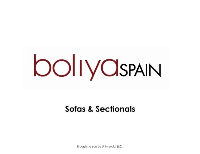 boliya Sofas & Sectionals