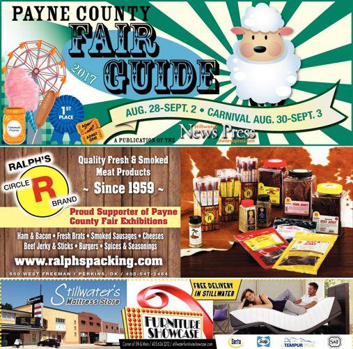 2017 Payne County Fair Guide