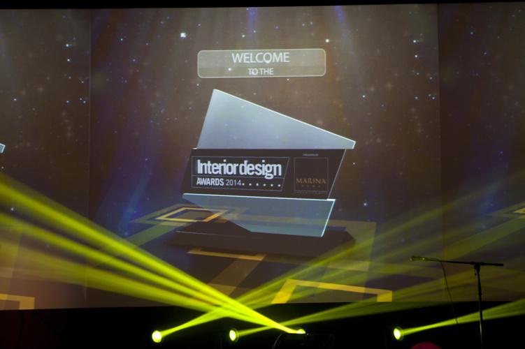 CID Awards 2014 - Al-Futtaim Interiors Gold Sponsor