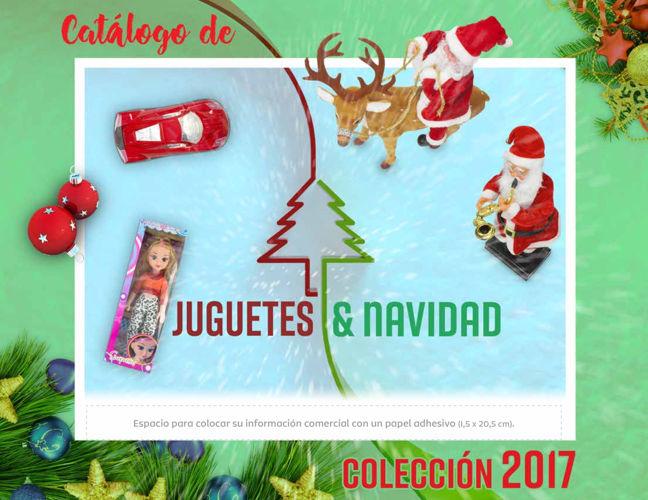 catalogo juguetes y Navidad