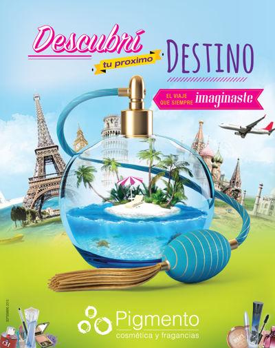 Revista Pigmento Septiembre 2015