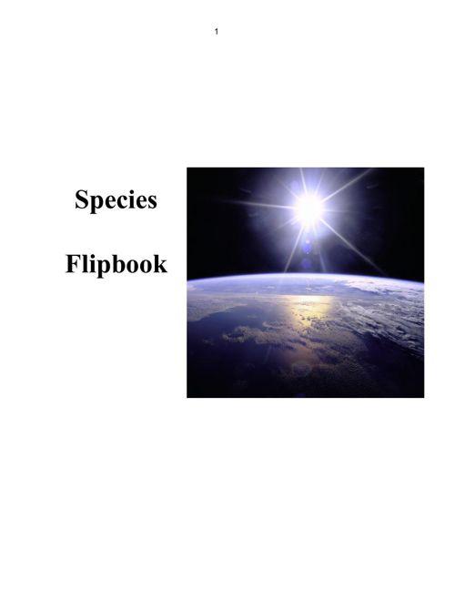 Speciesflipbook