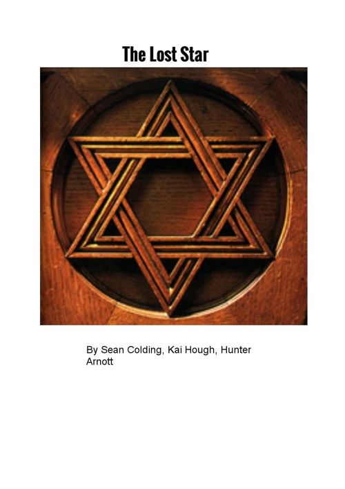 The Lost Star by Sean Colding, Kai Hough, and Hunter Arnott