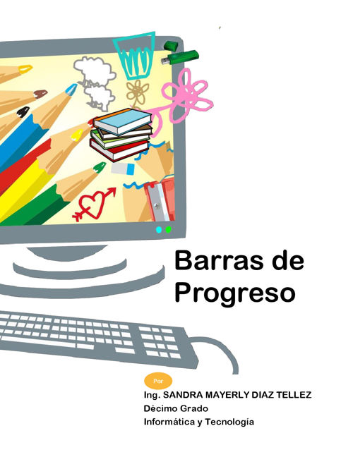 BARRAS DE PROGRESO - Sandra Díaz