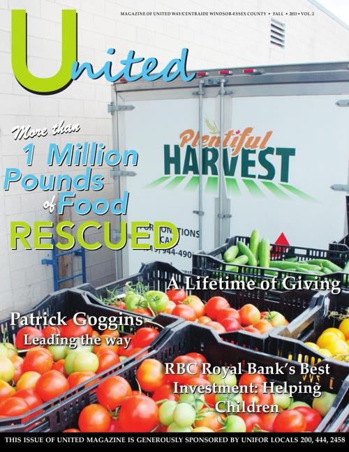 United Magazine 2013