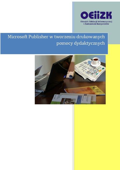 Proste publikacje z programem MsPublisher