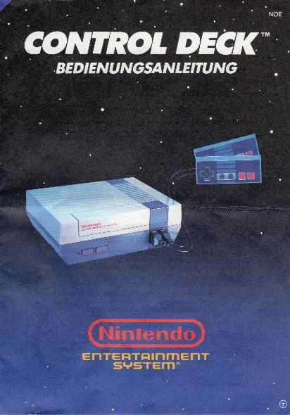 NintendoNes DE