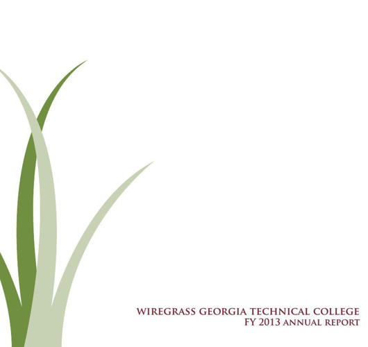 WGTC FY2013 Annual Report