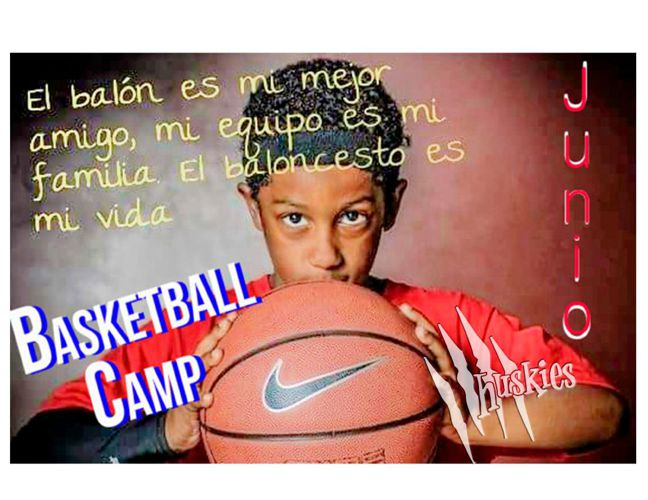 Huskies Basketball Camp 2015