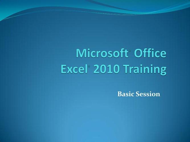 Excel_2010_Basic_Session_REV